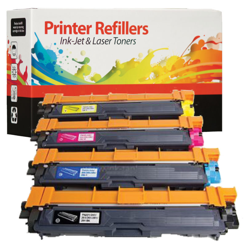 Brother TN–221/225 4-pack