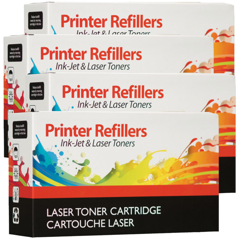 Toner Box 4-Pack